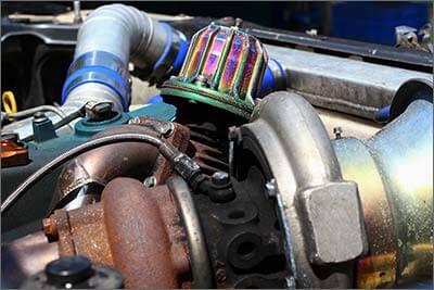 Was ist gut für die Turbolader Pflege