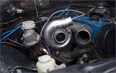 Turbolader reinigen