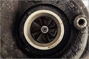 Turbolader Pflege
