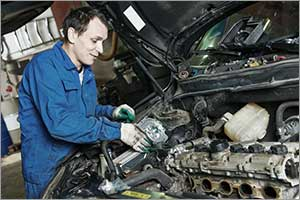 Turbolader Reparatur Kosten
