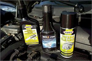 Turbolader Produkte in unserem Profi Shop