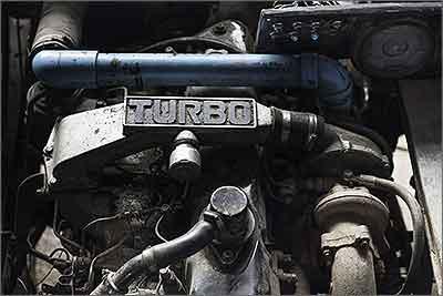 Turbolader reinigen ohne Ausbau