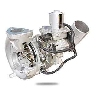 VGT - Turbolader