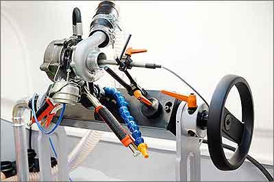 Turbolader Reparatur - Die Werkstatt als Lösung